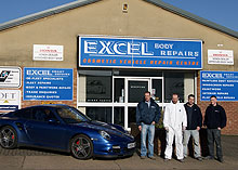 Excel Body Repairs, Unit 6 Rothersthorpe Avenue