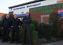 Northampton Motorsport, Unit 52 Rothersthorpe Crescent