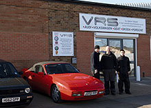 VRS Northampton, Unit 50 Rothersthorpe Crescent