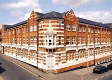 Wellington Works, Montagu Street, Kettering